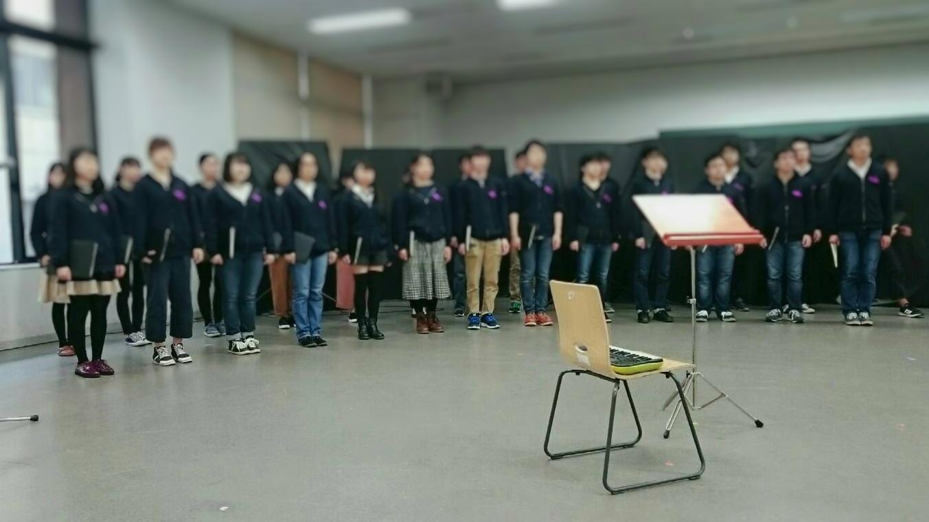 東京農業大学 混声 合唱 ハーレンコール hallen chor 農大 空飛ぶPマン