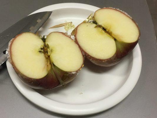りんご飴 東京農業大学 農大 収穫祭 学園祭 学祭 大根踊り 世田谷 経堂 空飛ぶPマン